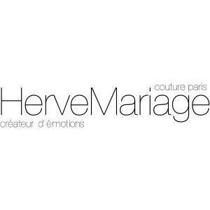 Collection Hervé Mariage - logo - Tout pour la mariée à Evian - Robes de mariage, coiffure, maquillage, fleurs, onglerie