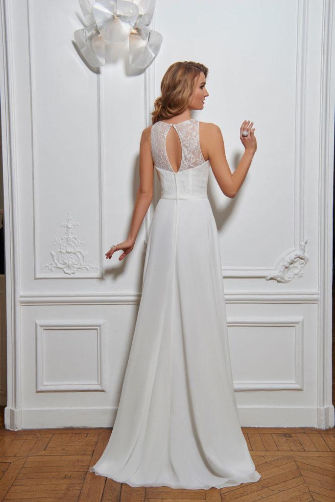 Collection Tomy Mariage - Robe Chloé - Tout pour la mariée à Evian - Robes de mariage, coiffure, maquillage, fleurs, onglerie