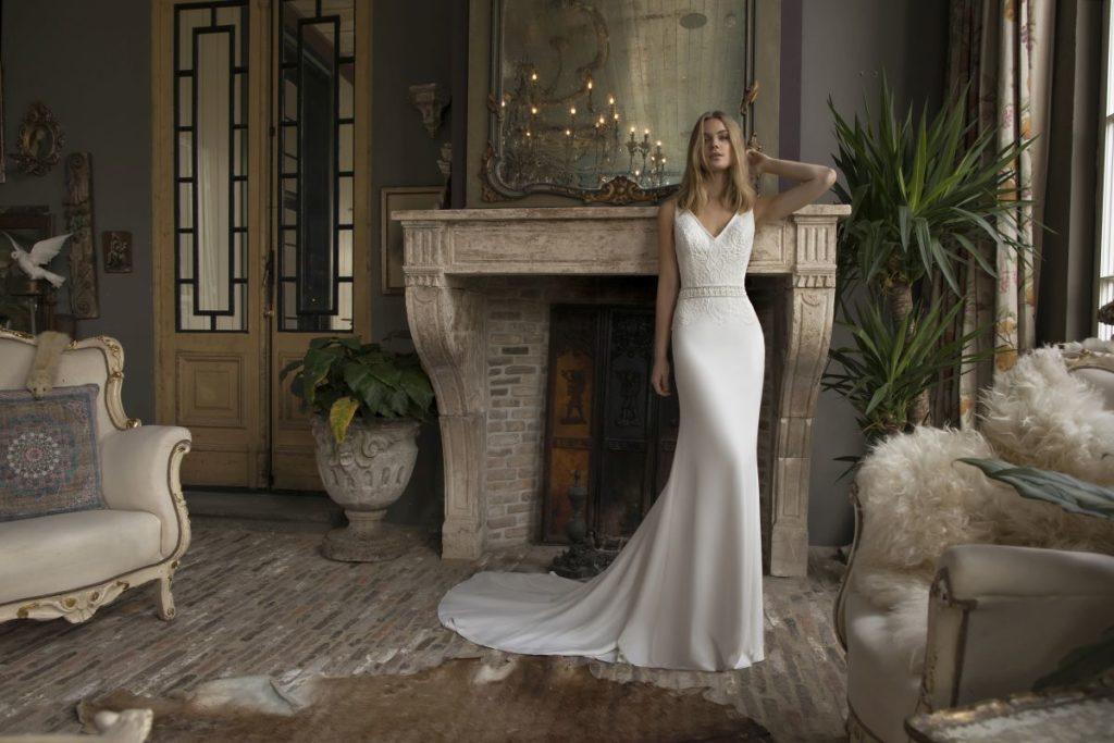 Collection Modeca - Robe Damas - Tout pour la mariée à Evian - Robes de mariage, coiffure, maquillage, fleurs, onglerie