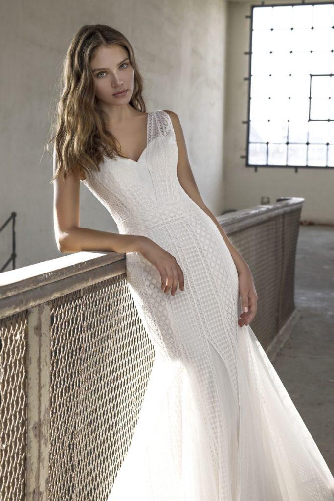 Collection Modeca - Robe Emporia - Tout pour la mariée à Evian - Robes de mariage, coiffure, maquillage, fleurs, onglerie