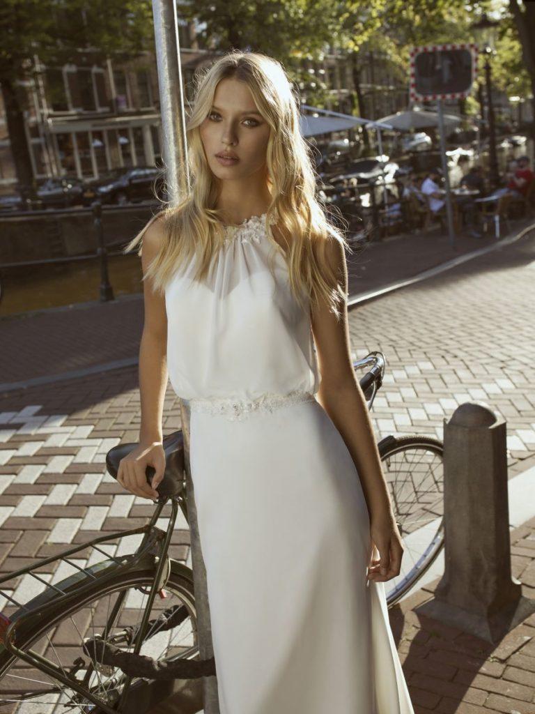 Collection Modeca 2020 - Robe Fenna - Tout pour la mariée à Evian - Robes de mariage, coiffure, maquillage, fleurs, onglerie