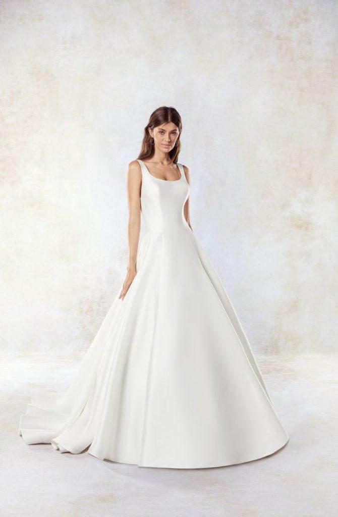 Collection Eddy K - Robe SEK1184 - Tout pour la mariée à Evian - Robes de mariage, coiffure, maquillage, fleurs, onglerie