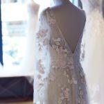 Robe Eva - Il était une fois, tout pour la mariée à Evian - Robes de mariage, coiffure, maquillage, fleurs, onglerie