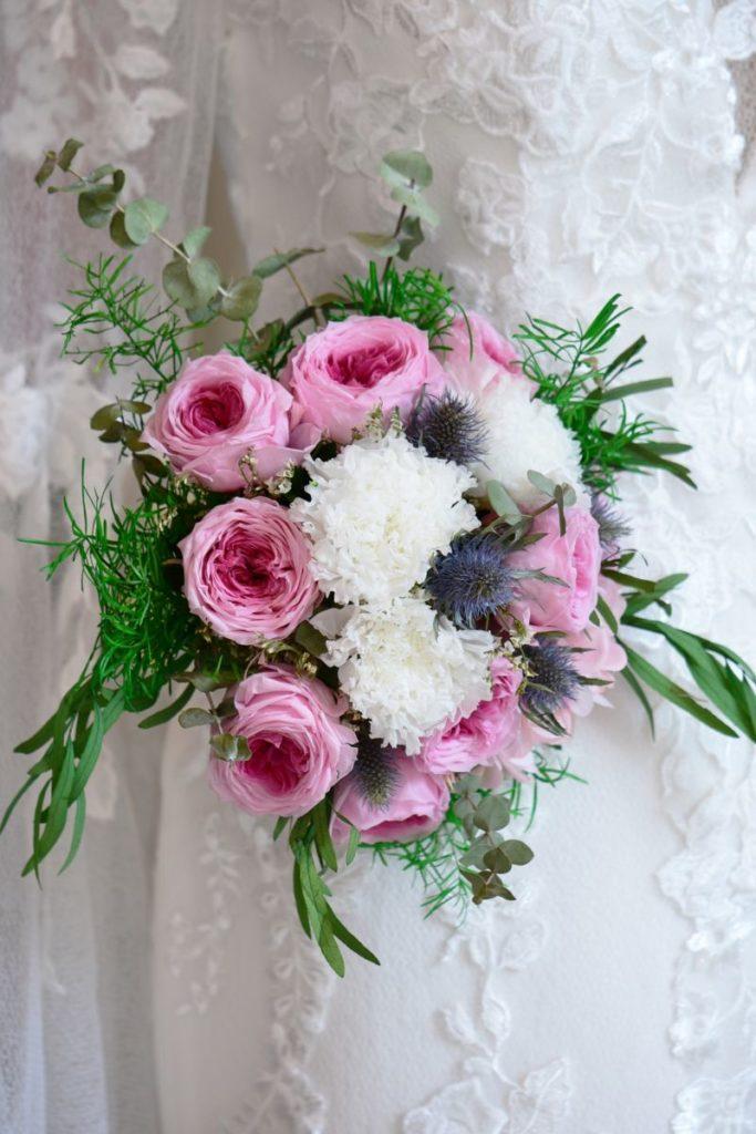 Fleurs - il était une fois à Evian, tout pour la mariée