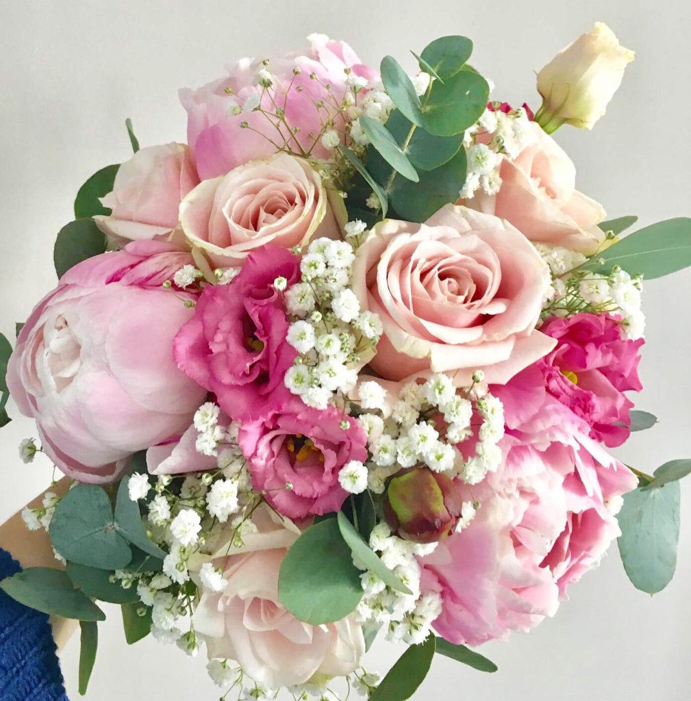 Bouquet mariée - il était une fois à Evian, tout pour la mariée